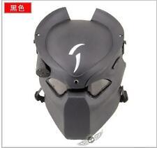 Jeu de guerre airsoft paintball strike protection predator alien hunter lighting masque