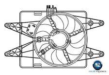 Pour FIAT PUNTO + GRANDE PUNTO 1.3 D 1.9 D multi jet 2005 - & GT radiateur ventilateur de refroidissement