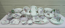 Pfaltzgraff Cape May Dinnerware  - Very Special Must See 91 Piece Set