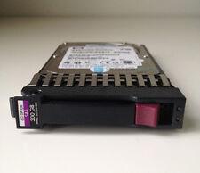 HP 300GB 10K SAS 6G SFF 2.5 DP HDD G5 G6 G7 507127-B21 / 507284-001 / 507129-004