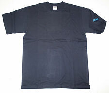 original BMW T-Shirt - dark blue with BMW Logo embroidered - Size S - NEW