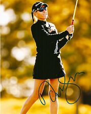 LPGA Natalie Gulbis Autographed Signed 8x10 Photo COA