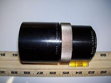 Vintage Benoist Berthiot lens NEO Cinestar made in France F=110 F/2.3