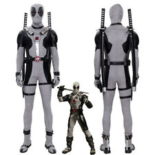 X-Force Deadpool Costume Cosplay Suit Wade Wilson Halloween Outfit
