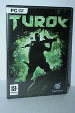 TUROK GIOCO USATO PC DVD VERSIONE ITALIANA VBC 18287