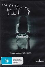THE RING  TWO - Naomi Watts, David Dorfman, Sissy Spacek  - DVD