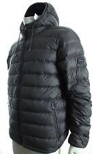 Ralph Lauren Lightweight Men's Grey Packable Hooded Puffer Jacket