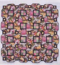 Imperial Windows - beautiful pieced quilt PATTERN - Leesa Chandler