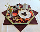 FLOWERS+%26+CHOCOLATE+Centerpiece+Table+Topper+Quilt+KIT+-Backing+%2BFuse+Fleece+Inc