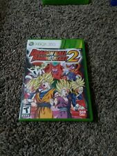 Dragon Ball: Raging Blast 2 (Microsoft Xbox 360, 2010) complete