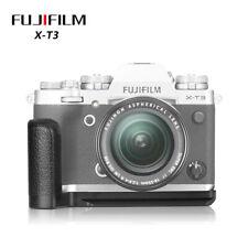 Meike XT3G Metal Hand Grip Quick Release Plate L Bracket replace Fujifilm X-T3