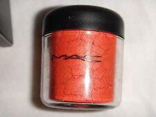 RARE MAC Pigment *ELECTRIC CORAL* Red coral eyeshadow blush ORIGINAL NEW 7.5g