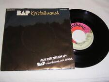 """7"""" - BAP Kristallnaach & Wellenreiter - MINT 1982 # 2492"""
