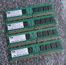 2GB Kit ProMOS V916764K24QAFW-E4 PC2-4200U DDR2 1Rx8 Non-ECC Computer Memory RAM