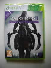 24903 // DARKSIDERS II 2 EDITION LIMITEE POUR XBOX 360 COMME NEUF