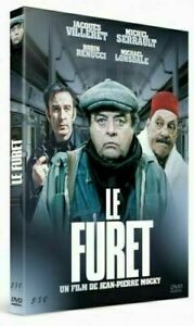 DVD - LE FURET / MOCKY, VILLERET, SERRAULT, RENUCCI, LONSDALE, ESC, NEUF