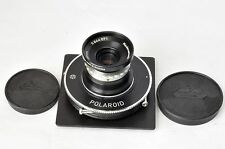 1:4 f35mm rodenstock eurygon objektiv in polaroid prontor verschluss made in germany