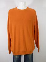 BRAX Herren Winter Pullover Gr 56 / Orange Neuwertig Winterwarm ( R 2204 )