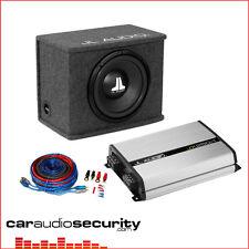 """JL Audio JX250.1 wx-cs112v2 12 """"BASS pacchetto SUBWOOFER AMPLIFICATORE AFFARE 250 WATT"""