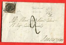 ITALIAN STATES - PAPAL STATES 3 baj from RONCIGLIONE (318-c89-14-4-205-50)
