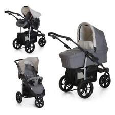 Poussettes et systèmes combinés de promenade légers hauck pour bébé