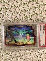 1996 Upper Deck SPx Chipper Jones Psa 7 NM HOF 2ND Year Hologram Braves #2'