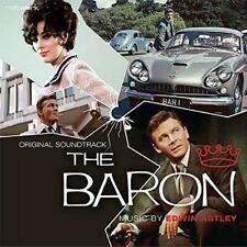Edwin Astley - The Baron: Original Soundtrack (NEW CD)