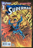 Superman #1 New 52 9.2 NM-  (Unlimited Shipping $3.99)