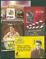 Tuvalu 2010 - Elvis Presley - Film - Wild in the country 1961 Kino Block 152-55
