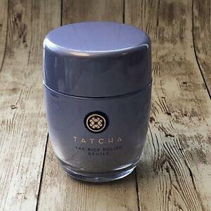 PRE- OWNED Tatcha The Rice Polish GENTLE Foaming Enzyme Powder 2.1 oz 80% Full