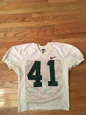 Oregon Ducks NCAA Nike Team Issued Used Football Practice Jersey Size L