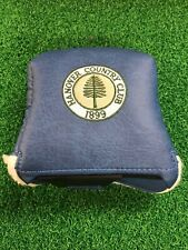 New AM&E Hanover Country Club of Dartmouth College Mallet Putter Head Cover