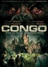 Congo [New DVD] Ac-3/Dolby Digital, Dolby, Dubbed, Subtitled, Widescreen