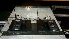 Lavalier/Lapel VHF Pro Audio Microphones