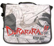 **Legit Bag** Durarara Anri Sonohara Authentic Anime Messenger Backpack #11712