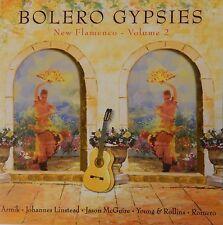 Bolero Gypsies New Flamenco 2 - Various Artists (CD 2006 Bolero) Near MINT 10/10