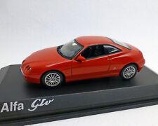 """ALFA ROMEO """" GTV """" 2003, Rosso, 1:43, NOREV"""