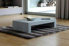 Table basse, First H21, Ciment, 90X54X21cm