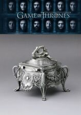 Vintage Design Tin Alloy Music Box ♫ Game Of Thrones - Winter Is Coming ♫