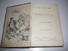 The Adventures of Oliver Twist Charles Dickens Reynolds Illustrated