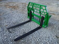 "John Deere Tractor Attachment - 48"" Pallet Forks 600 700 Series - Ship $199"