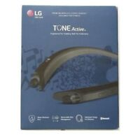 LG Tone Active HBS-A80 Black Wireless Stereo Headset Premium Fitness