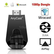 AnyCast K4-1 Wireless WiFi Display Dongle Receiver 1080P HD TV Stick C5F8
