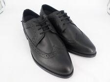 ASOS MAI Leather Brogues Black UK 6 EU 39 LN25 59