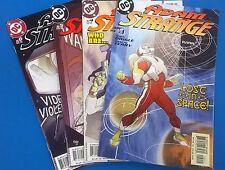 ADAM STRANGE lot (4) #2 #4 #5 #6 (2004-2005) DC Comics FINE-