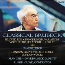 Brubeck Dave/lso - Classical Brubeck NEW CD