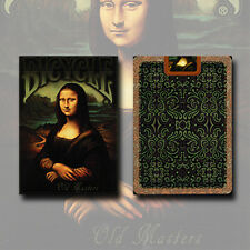Mazzo di carte  Bicycle Old Masters Playing Cards by Collectable Playing Cards