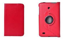 """FUNDA + PROTECTOR TABLET LG G PAD 7.0 7"""" V400 - ROJO"""