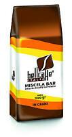 Bell caffè miscela bar MASCINATO kg. 1x 4  confezioni CAFFE' DI SICILIA RG KG 4