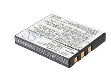 Premium Battery for PENTAX Optio T10, Optio Svi, Optio L20, Optio S5i, Optio S6